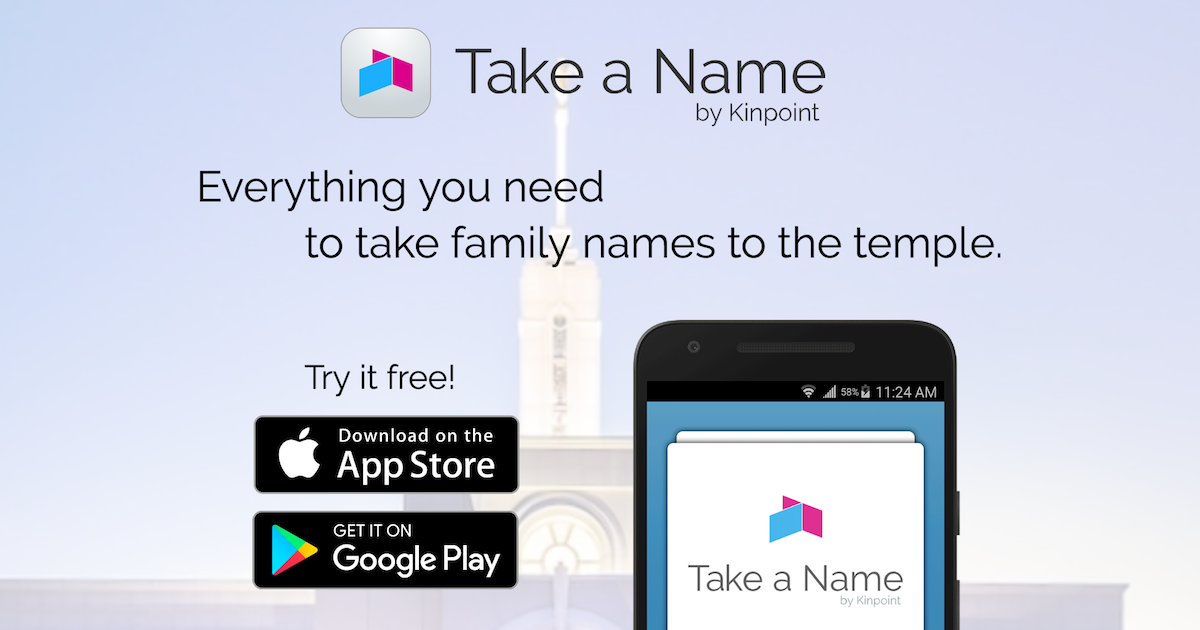 Take a Name by Kinpoint